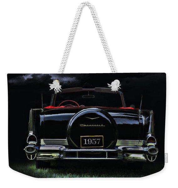 Bel Air Nights Weekender Tote Bag
