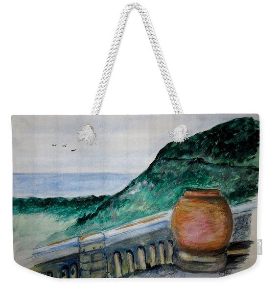 Bella Vista, Cumae Italy Weekender Tote Bag