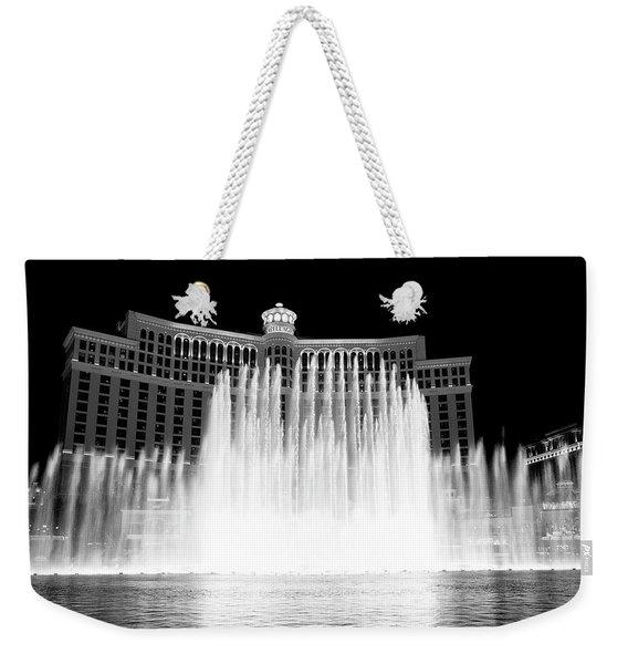 Bellagio Weekender Tote Bag
