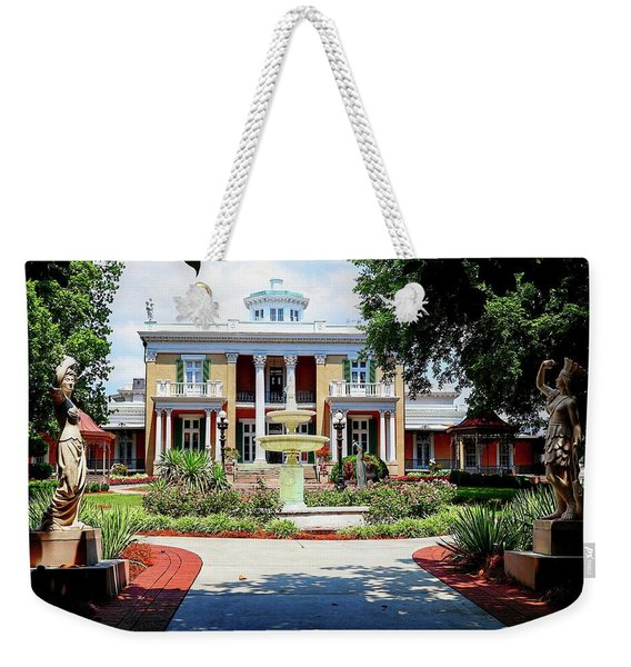 Belmont Mansion Weekender Tote Bag