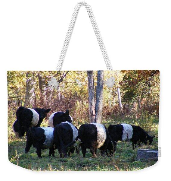 Belties Weekender Tote Bag