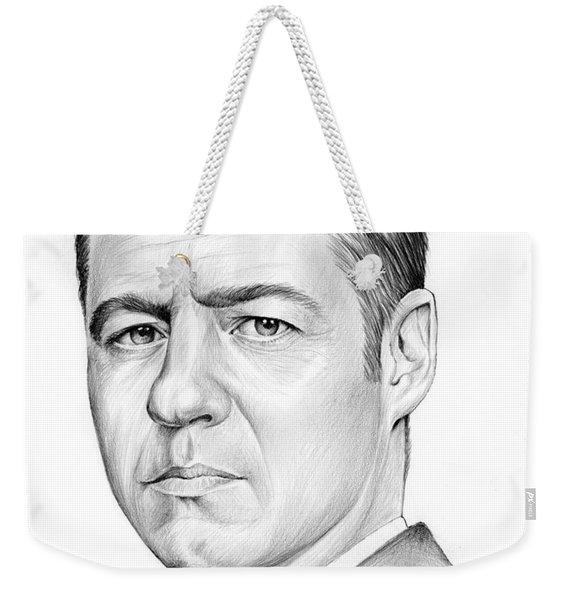 Ben Mckenzie Weekender Tote Bag