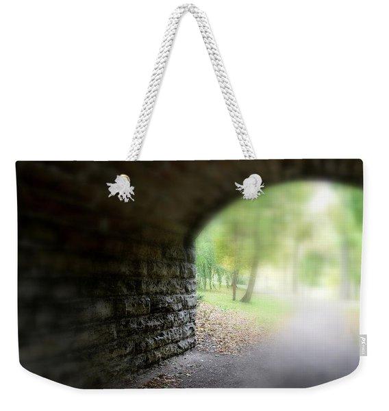 Beneath The Bridge Weekender Tote Bag
