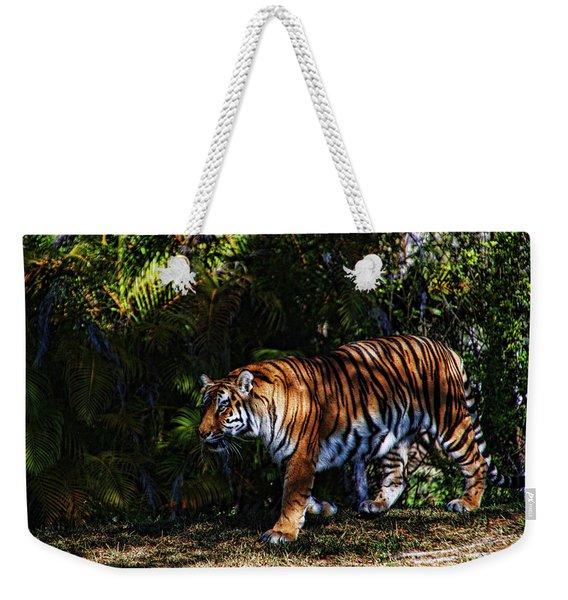 Bengal Tiger - Rdw001072 Weekender Tote Bag
