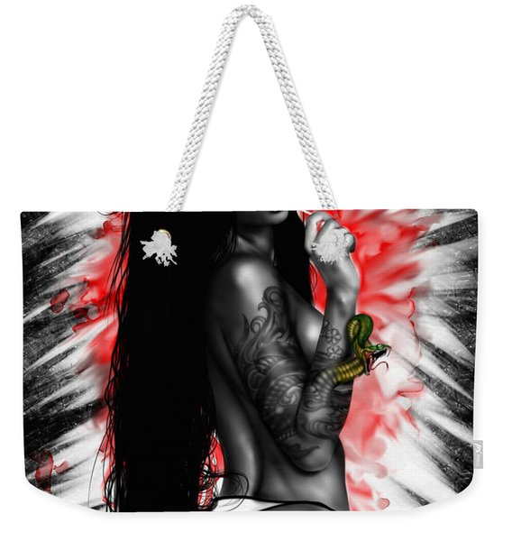 Benisato Weekender Tote Bag