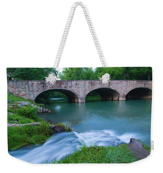 Bennett Spring Weekender Tote Bag