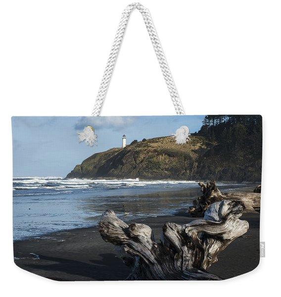 Benson Beach And North Head Weekender Tote Bag