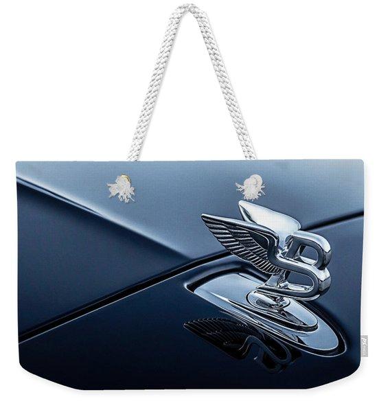 Bentley Flying B Weekender Tote Bag