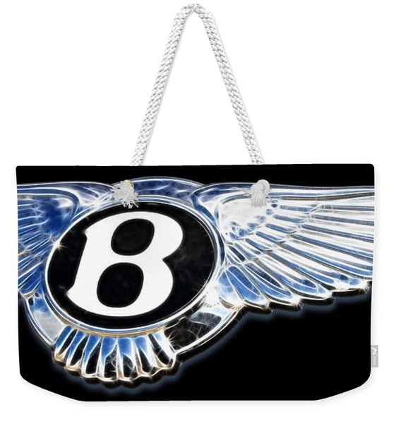 Bentley Weekender Tote Bag