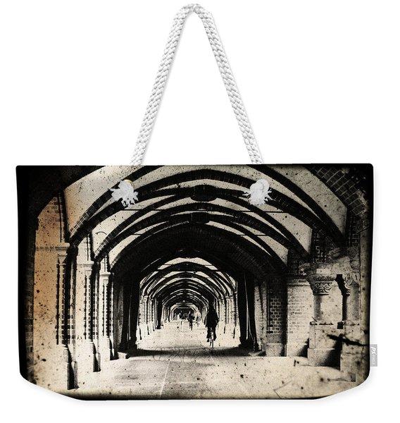 Berlin Arches Weekender Tote Bag