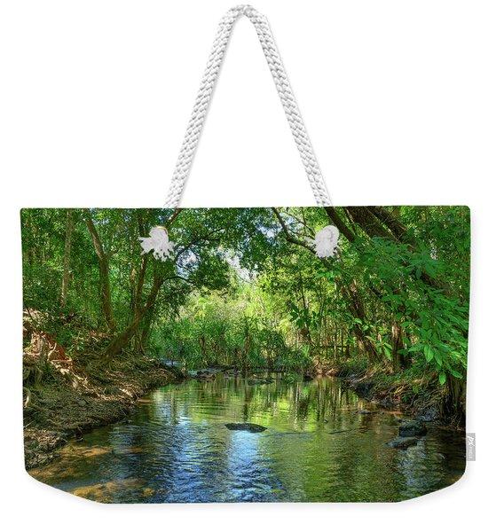 Berry Springs Weekender Tote Bag