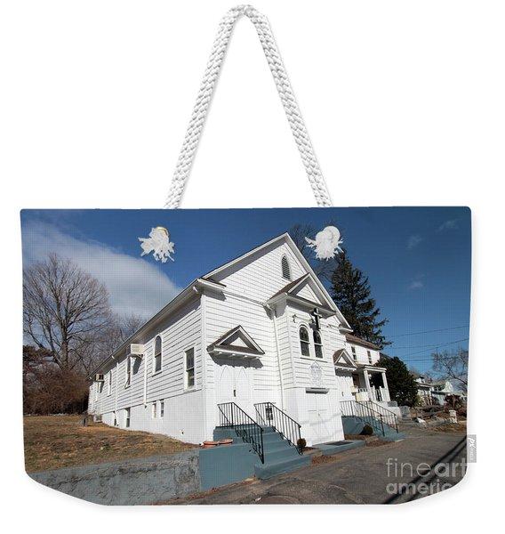 Bethel Ame Church  Huntington Weekender Tote Bag