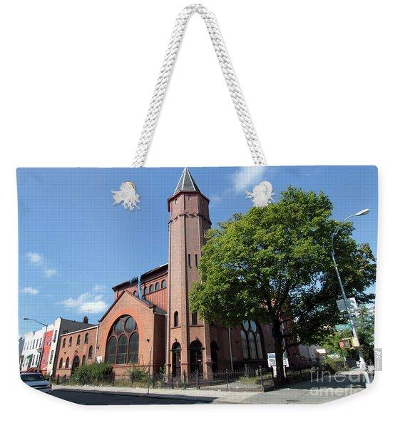 Bethesda Baptist Church Weekender Tote Bag