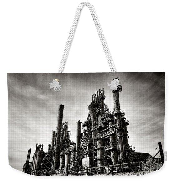 Bethlehem Steel Weekender Tote Bag