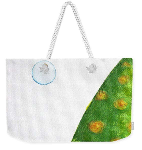 Betta Bubble Weekender Tote Bag