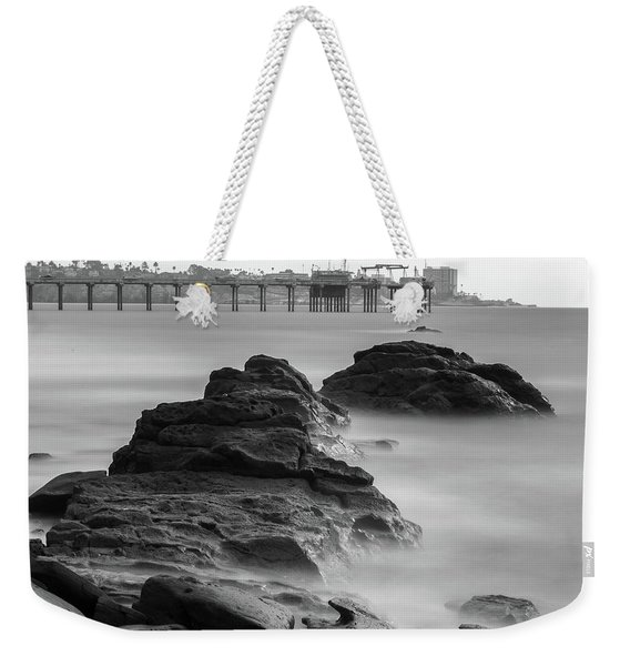 Better Late Than Never Weekender Tote Bag