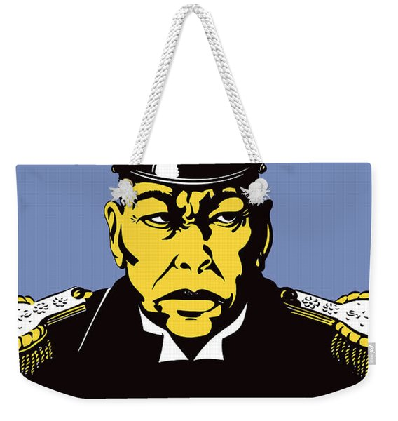Better Work To Win - Ww2 Weekender Tote Bag