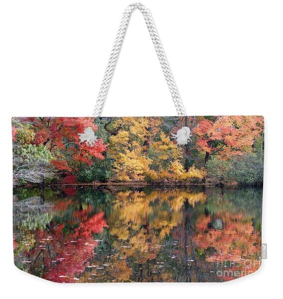 Betty Allen's Vibrant Colors Weekender Tote Bag