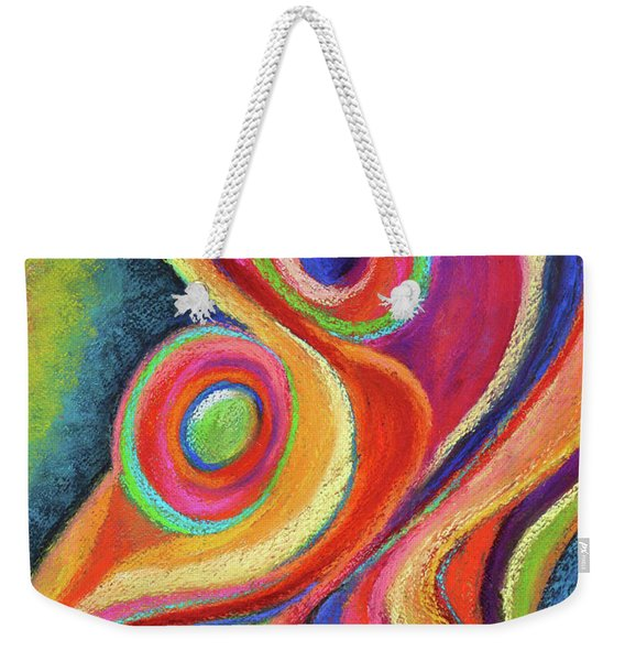 Between Mother And Child Weekender Tote Bag
