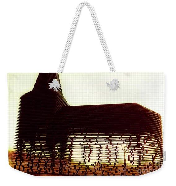 Between The Lines Weekender Tote Bag