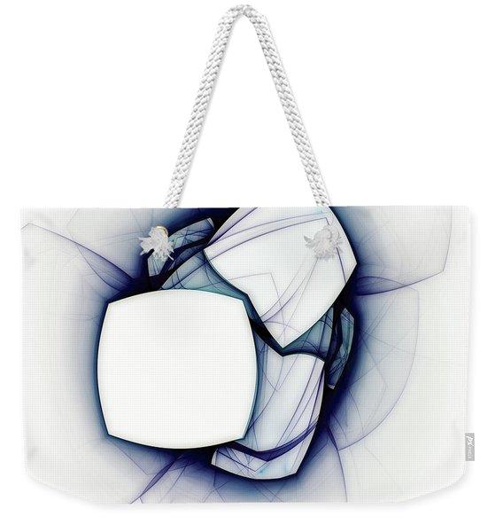 Beyond Logic Weekender Tote Bag