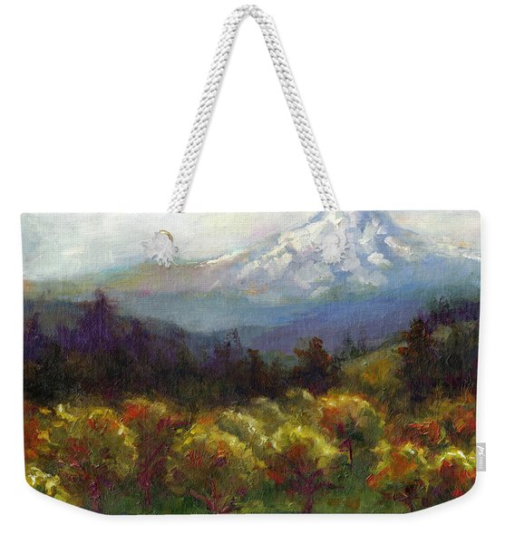 Beyond The Orchards Weekender Tote Bag