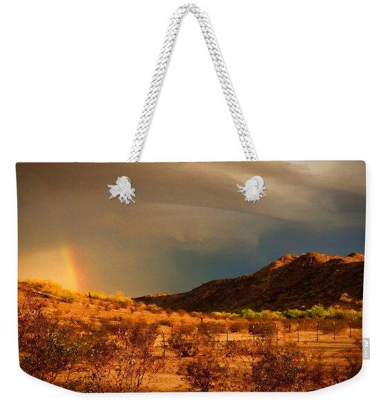 Beyond The Rainbow Weekender Tote Bag