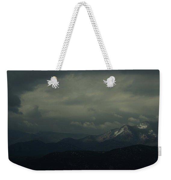 Biblical Beauty Weekender Tote Bag
