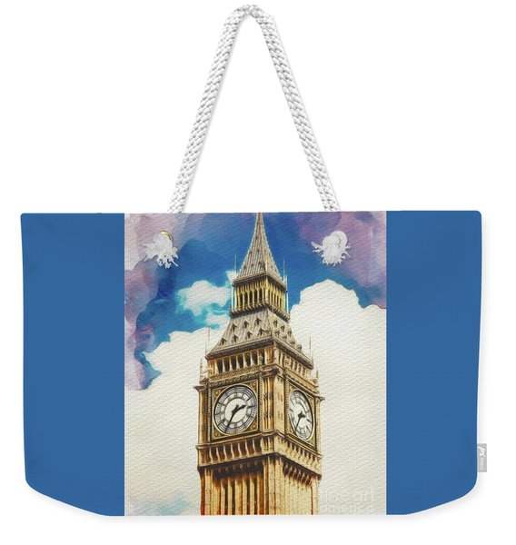 Big Ben, London Weekender Tote Bag