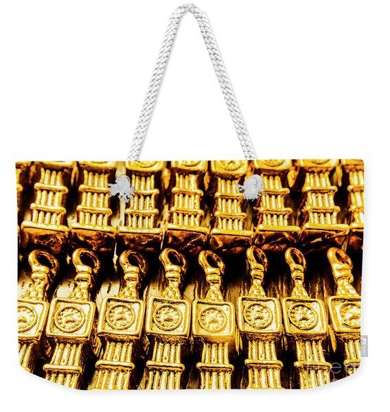 Big Ben The Clock Collector Weekender Tote Bag