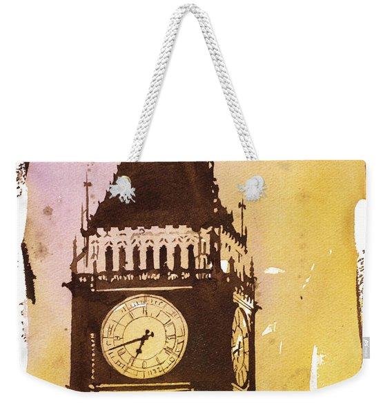 Big Ben V Weekender Tote Bag