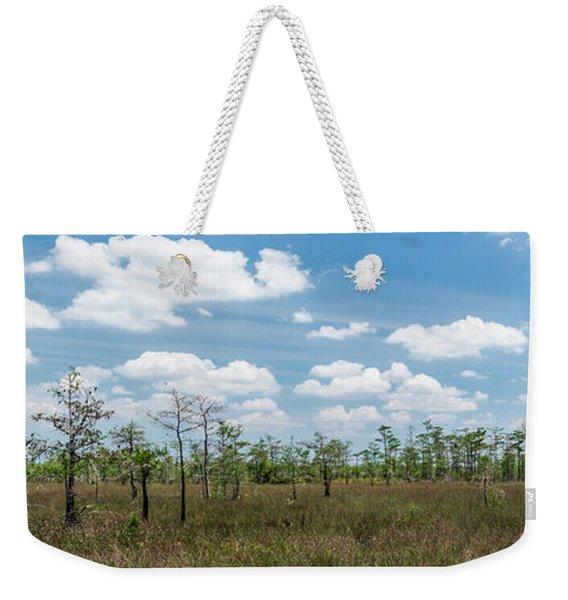 Big Cypress Marshes Weekender Tote Bag
