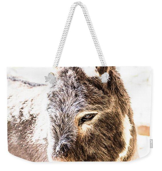 Big Ears Weekender Tote Bag