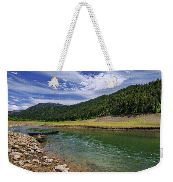 Big Elk Creek Weekender Tote Bag