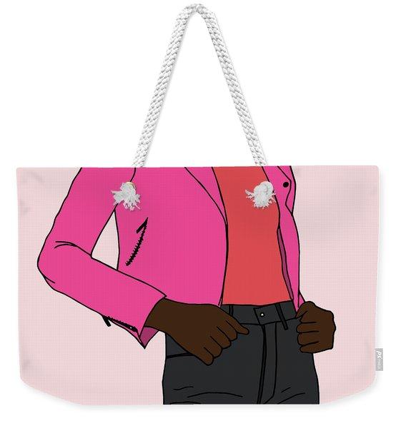 Big Girl Pants Weekender Tote Bag