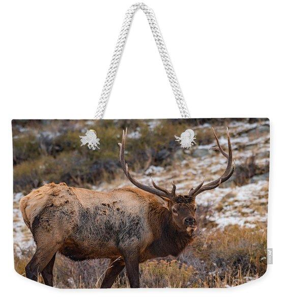 Big Rack Weekender Tote Bag