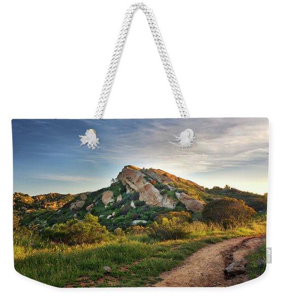 Big Rock Weekender Tote Bag
