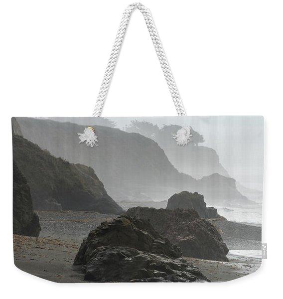 Big Sur California Coast Weekender Tote Bag