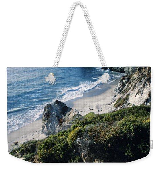 Big Sur Landscape Weekender Tote Bag