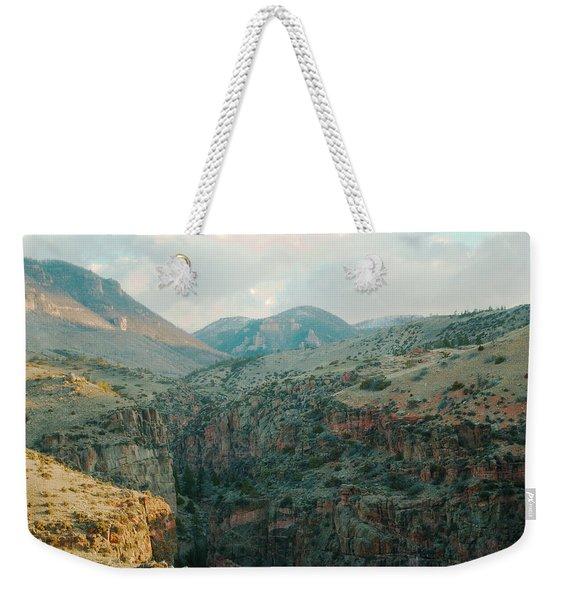 Bighorn National Forest Weekender Tote Bag