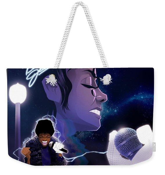 Billie Jean 2 Weekender Tote Bag