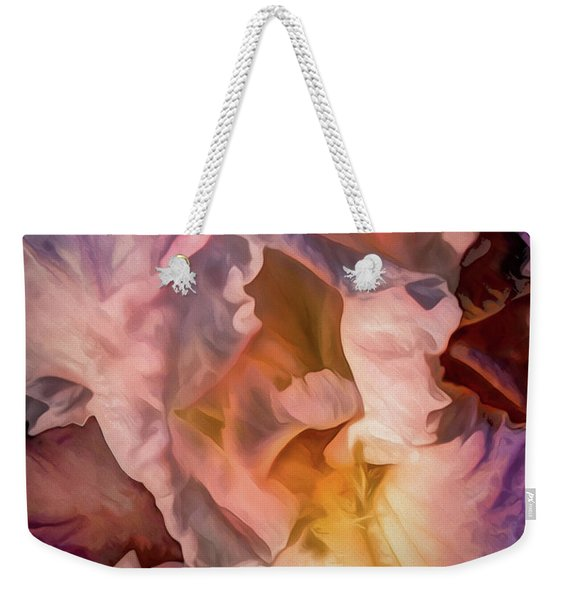 Billowing Grace 7 Weekender Tote Bag