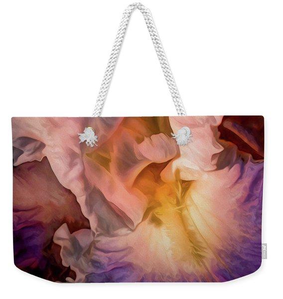 Billowing Grace 7 Weekender Tote Bag
