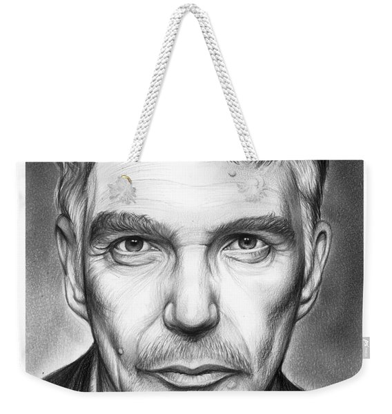 Billy Bob Thornton Weekender Tote Bag