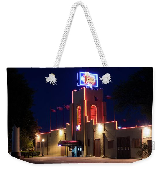 Billy Bob's Texas 33017 Weekender Tote Bag