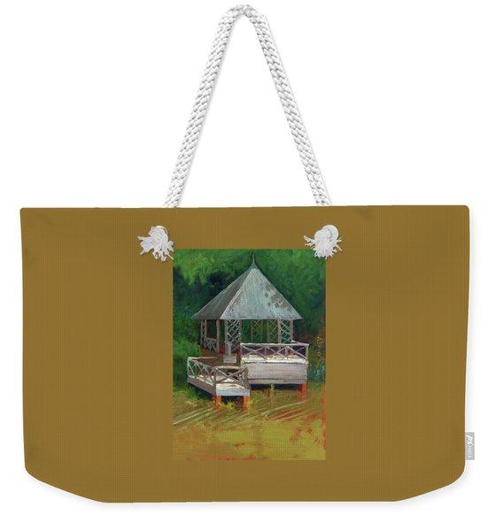 Biltmore Boathouse 2.0 Weekender Tote Bag