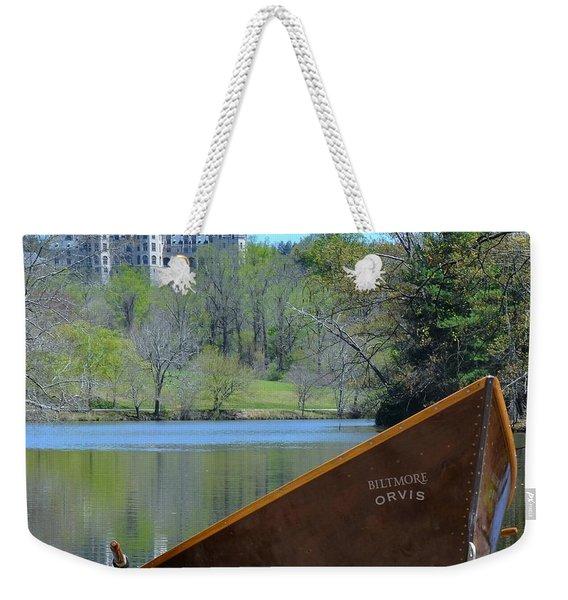 Biltmore Weekender Tote Bag