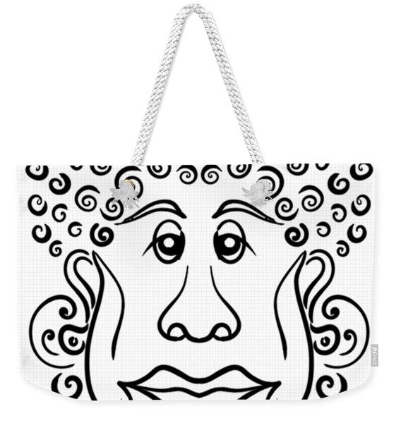 Binta Weekender Tote Bag