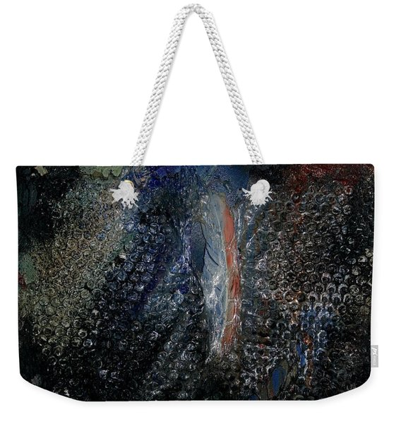 Biospheres Ipo - The World As Will And Representation - Arthur Schopenhauer - Ecological Footprint  Weekender Tote Bag