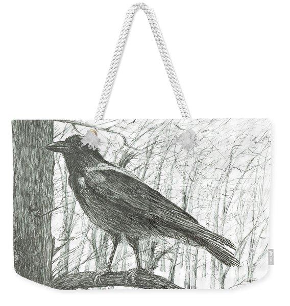 Bird, 2011 Weekender Tote Bag